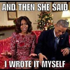 Funniest Barack Obama Memes: Reacting to Melania Trump's Plagiarized Speech