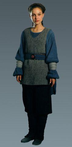 Padme Amidala Episide I outfit.