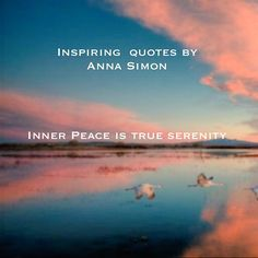 Go within to truly find inner peace ✨