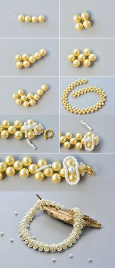Wanna the pearl beads necklace?The tutorial will be published by LC.Pandahall.com