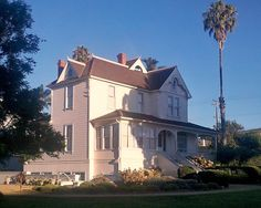 Dudley House in Ventura County, California