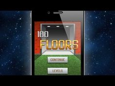 100 Floors created by: Tobi Apps. the purpose of the game is to pass every floor through an elevator but you need to find where is the button to go up and pass it and each time is more difficult to find it. The game is teaching you to think and be creative thinkers while searching the botton and to be open minded. subject area: physycology. topic: 2 strategy: 7 coordination: 2 teamwork: 0 thinking: 7 story: 0