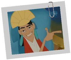 Personnages Disney °o° Kuzco (Kuzco, l'Empereur Mégalo)