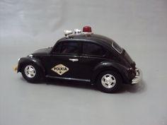 Brinquedo Antigo Fusca Policia Bate Volta Da Estrela. - R$ 430,00 no MercadoLivre