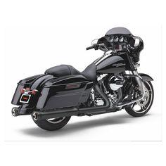4 inch Schalldämpfer Harley-Davidson Touring Bagger 1995-2016 Chrom