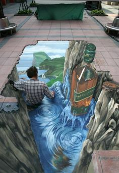 Unbelievable Mixure Of Street Arts ( 5 Pics ) | Read More Info
