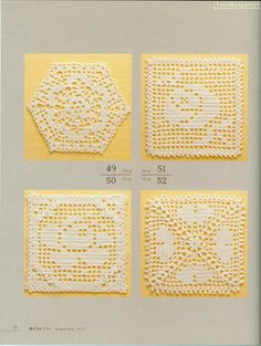flores em crochet book - CROCHET - Веб-альбомы Picasa