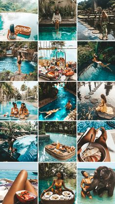 BALI Preset for Mobile Lightroom Presets The Bali presets is a good option for your holiday photos. Presets well edit photos of the sea, forest, nature. Your photos get natural editing in natural s.