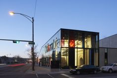 Columbia College Chicago Media Production Center / Studio Gang Architects