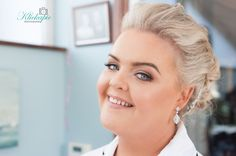 Lovely Dawn our Brides wedding make up and hair in a close up image taken by Photography by Klickapic Photography Wedding Gallery, Wedding Blog, Wedding Planner, Civil Ceremony, Wedding Ceremony, On Your Wedding Day, Perfect Wedding, Bride Speech, Wedding Brochure