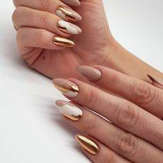 Chic Nails, Stylish Nails, Trendy Nails, Perfect Nails, Gorgeous Nails, Nagellack Design, Minimalist Nails, Neutral Nails, Pretty Nail Art