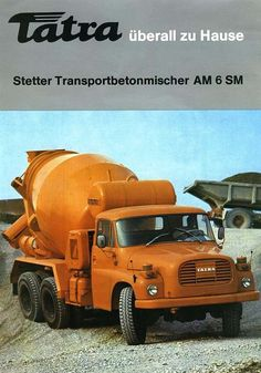 Trailers, Mixer Truck, Concrete Mixers, Vintage Trucks, Semi Trucks, Old Cars, Cars And Motorcycles, Monster Trucks, Retro