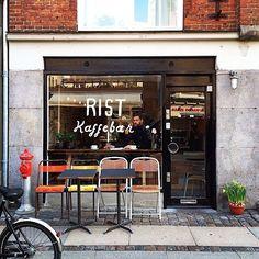 COPENHAGEN Rist Kaffebar (Photo by hendederkristine. #madaboutcopenhagen)