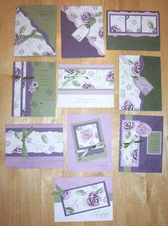 I made this one sheet wonder using the awesome template by LeeAnn Greff.  It was a lot of fun to do!