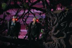 VULTURES ~ The Wizard of Oz (1939)