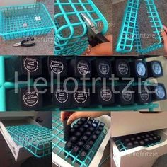Dont Be A Basket Case Get Organized.. Kiss Kissthis is amazing for all those lipsticks you gave in your purse and in drawers..get organized get a basket case.. :)