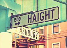 haight ashbury photo