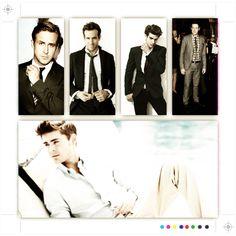 Men in suits... ❤