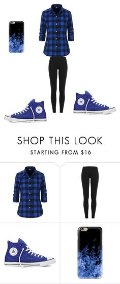 """""""Basic, but cute #2! Comment which outfit is better."""" by dancerlove7 ❤ liked on Polyvore featuring Polo Ralph Lauren, Converse and Casetify"""