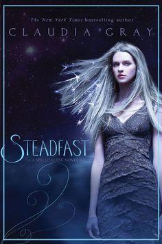 Steadfast – Claudia Gray http://harperteen.com/books/Steadfast-Spellcaster-Novel-Claudia-Gray/?isbn=9780061961229