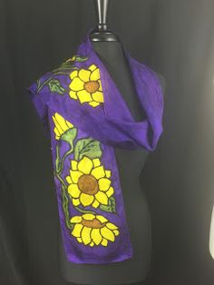 Silk Creations By Janey: Silk Creations by Janey just listed 5 more origina...
