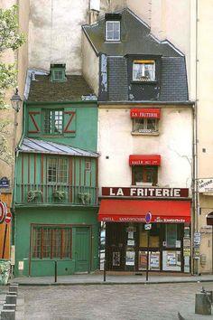La Friterie Quartier Latin Paris V   via Instagram http://ift.tt/2gKn2Hn  .En couverture A la une Portraits de Paris