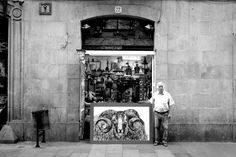 Street-Gallery by Nu Diaz #Barcelona #UrbanLifestyle www.albertalagrup.com