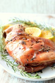 Leitoa de Natal. Aprenda a fazer uma leitoa saborosa! www.senhoramesa.com.br