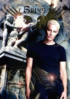 James Marsters (Spike) Buffy The Vampire Slayer