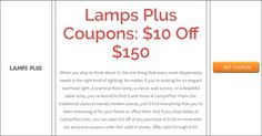 Weekly Coupons, Store Coupons, 10 Off, Foot Locker, Brand You, Bring It On, Lamps, Lightbulbs, Lanterns