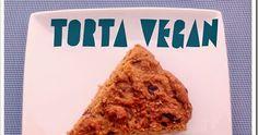Mammarum: Torta vegan alle nocciole e cioccolato senza burro e uova