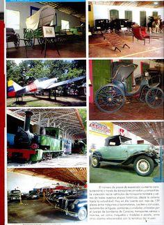 Museo: El IPC y patrimonio del Museo del Transporte