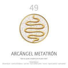 Oráculo Angelario: ARCÁNGEL METATRON