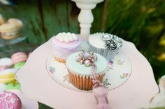 Tea Party Guest Dessert Feature | Amy Atlas Events