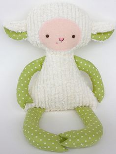 Joey the Lamb by bitofwhimsy, via Flickr