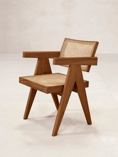 Pierre Jeanneret, Chandigarh, National Institute Of Design, Hand Chair, Veneer Plywood, Meeting Table, Trestle Table, Dark Stains, Armless Chair