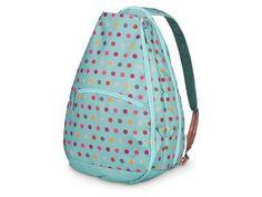 Darling Dot Tennis Backpack
