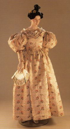 *WARNING WARNING* Very image heavy post behind the cut! There is some more (but not vey much) information available about some of the garments. If you want to know, then ask. White printed cotton day dress with purple floral design (1860s). In mid-Victorian times there were strict rules about…