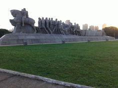 #monumento #dos #bandeirantes #sp
