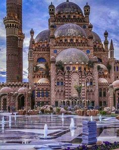 Mezquita en Sharm el Sheik (Egipto)   NORTE  AFRICA