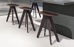 Varenna Ipsilon bar stool. Nice.