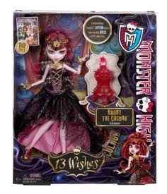 Monster High - Y7703 - Poupée - Mille et Une Goules - Draculaura: Amazon.fr: Jeux et Jouets
