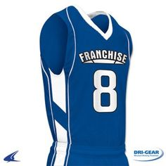 8d761ec4a58f Franchise Basketball Jersey by Champro Sports Style Number BBJ8 Graham  Sporting Goods