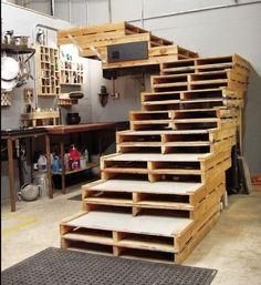 мебель из поддонов - Самое интересное в блогах