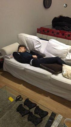 Sleeping Joe