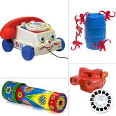 Retro Toys For Kids.