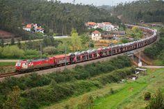 Comboio Especial n.º 98202 - Pego