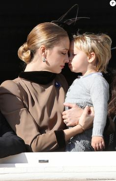 Beatrice Borromeo Casiraghi and her son Andrea Casiraghi, Charlotte Casiraghi, Beatrice Borromeo, Grace Kelly, Caroline Von Monaco, Kelly Monaco, Albert Von Monaco, Princesa Carolina, Monaco Royal Family
