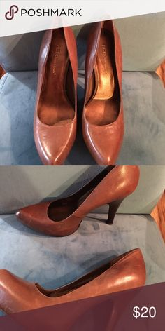 BCBG generation pumps Size 7 1/2 brown, like new condition BCBGeneration Shoes Heels