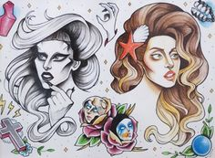 Born This Way/ ARTPOP Tattoo design